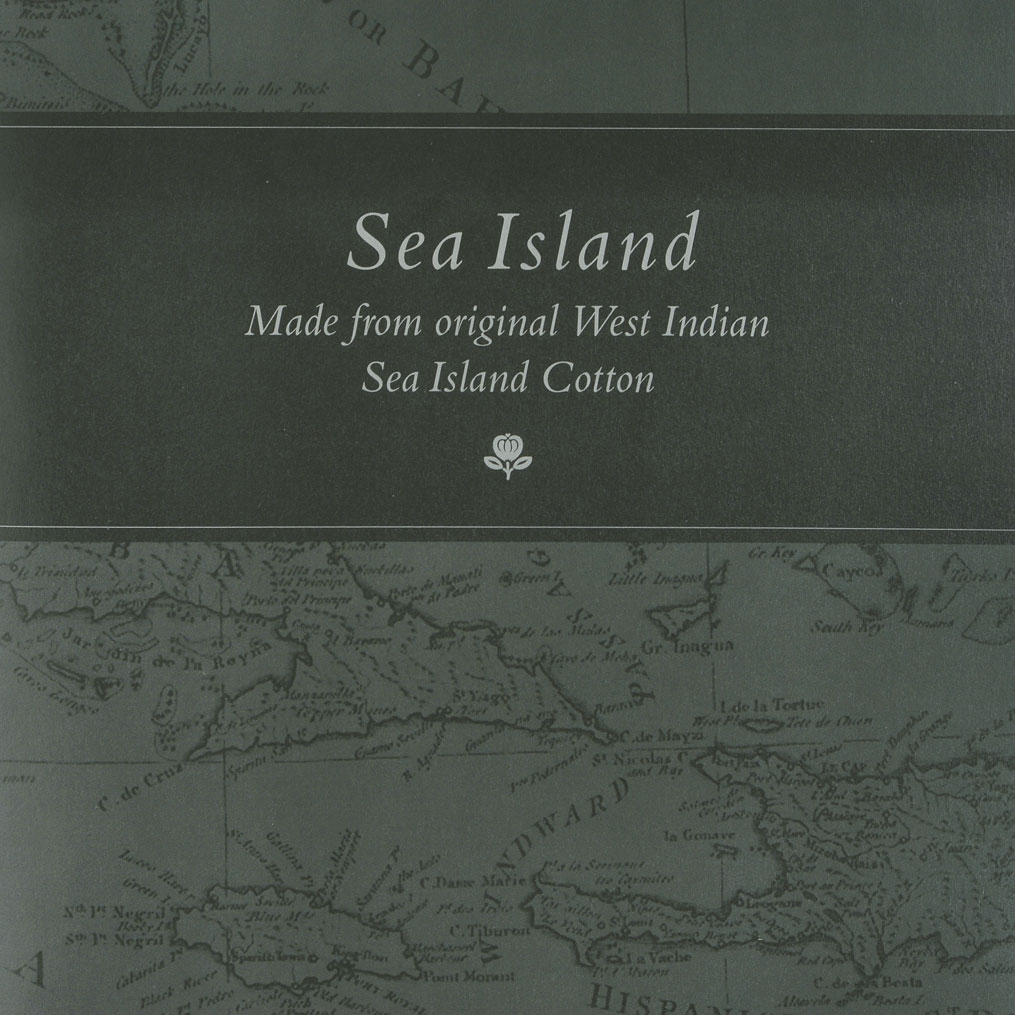 WEST INDIAN SEA ISLAND COTTON
